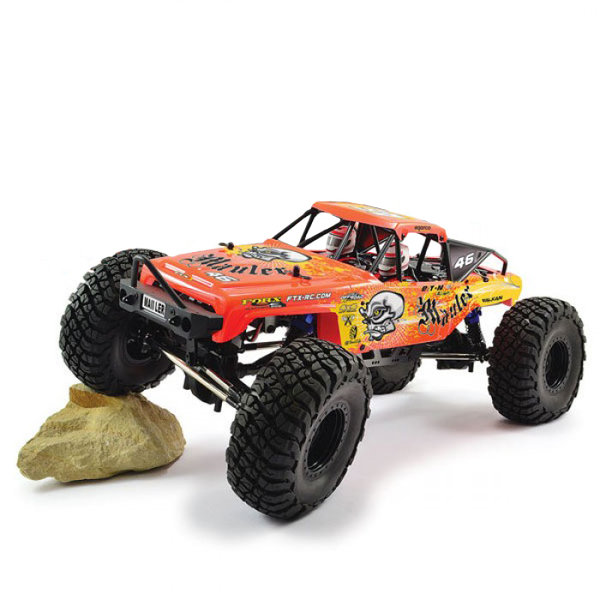 FTX MAULER 4X4 ROCK CRAWLER BRUSHED 1:10 (RTR)