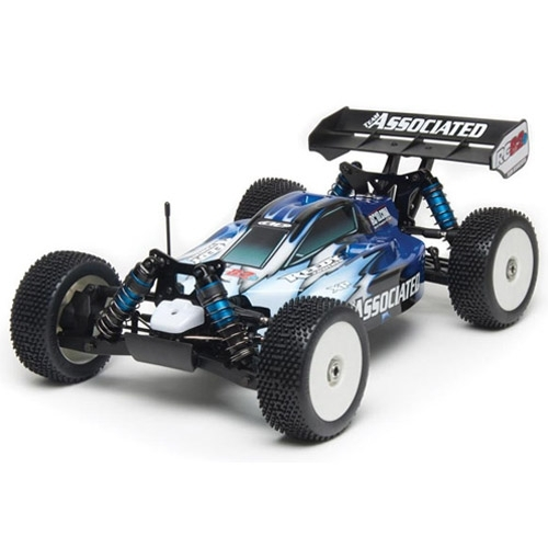 Team Associated RC8.E2 RS RTR 1/8 Brushless Buggy
